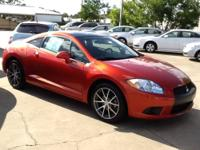This 2011 Mitsubishi Eclipse has low miles, balance of