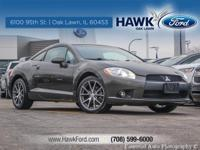 Carbon Gray Recent Arrival! 2011 Mitsubishi Eclipse GT