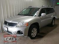 Options:  2011 Mitsubishi Endeavor Awd 4Dr Ls|4-Speed