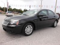 Options Included: N/AThis 2011 Mitsubishi Galant 4dr FE