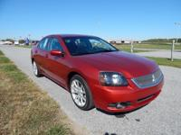 Exterior Color: rave red pearl, Body: 4dr Car, Engine: