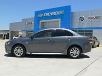 2011 Mitsubishi Lancer 4dr Car ES Our Location is:
