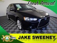Rekindle your love of driving in our 2011 Mitsubishi