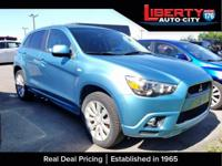 CARFAX One-Owner. Clean CARFAX. Cosmic Blue Metallic