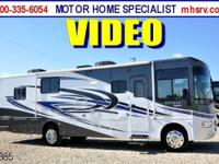 RIPTIDE 33SDD W/2 SLIDES NEW RV FOR SA 2011 MONACO