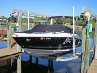 2011 Monterey 204FS, This boat is a charm, an all