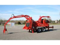 2011 Morbark Beever M20R with Loader For Sale Only