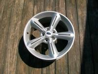 "OEM 2011 Mustang GT Wheels,take offs. 18"" diameter x 8"""