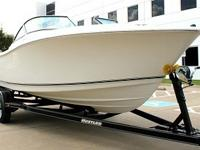 THIS IS A SOLID OFF AND INSHORE BOATFULLY LOADED NAUTIC