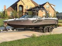 2011 Nautique 230 NEW LISTING! LIKE NEW BOAT!!! This