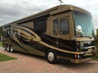2011 Newmar Mountain Aire 4333, 31000 miles, Exterior: