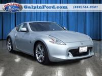 2011 Nissan 370Z 2D Coupe Base Our Location is: Galpin