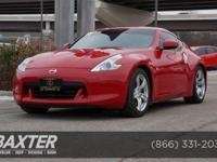 2011 Nissan 370Z 2dr Car Our Location is: Baxter