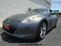 Look at this 2011 Nissan 370Z 2DR CPE MT. Its