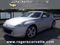 2011 Nissan 370Z Coupe Just Over 2,000 Miles Stock #