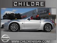 Take a look at this awesome 2011 Nissan 370 Roadster