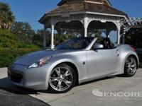2011 NISSAN 370Z 2-DOOR TOURING ROADSTER***1