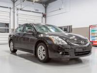 2011 Nissan Altima Black 2.5 SL 4 New Tires not 1 tire,