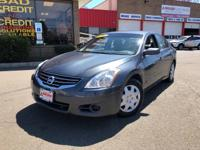 Fast and Easy Credit Approval! The Nissan Altima 2.5 S