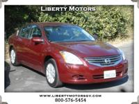 Options:  2011 Nissan Altima Ca Vehicle. 23/32 Mpg!!!