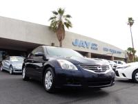 Options:  2011 Nissan Altima 4Dr Sdn I4 Cvt 2.5