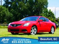 STOKES HONDA CARS OF BEAUFORT. 2011 Nissan Altima 2.5L