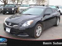 Check out our 2011 Black Nissan Altima 2.5 S. It is a