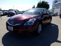 Options:  2011 Nissan Altima 2.5 S|Yes! Low Mileage And