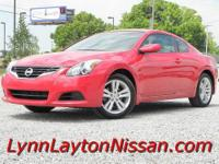 (Stk# P5-1561) 2011 Nissan Altima Coupe 2.5 S: power,