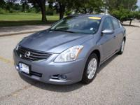 2011 Nissan Altima 2.5 S (CVT) Our Location is: Herb