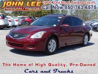 This 2011 Nissan Altima 2.5 SL is a solid pick for a