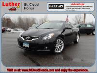 CARFAX 1-Owner, GREAT MILES 29,822! 3.5 SR trim.