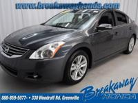 Exterior Color: slate metallic, Body: Sedan, Engine: