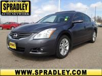 2011 Nissan Altima 4dr Car 3.5 SR Our Location is: