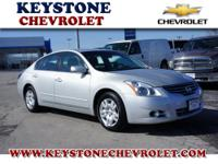 Have we got a sedan for you! This 2011 Altima runs on a