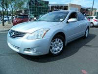 Nissan Certified, 2.5L I4 DOHC 16V, CVT with Xtronic,
