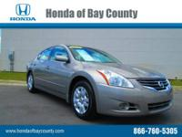 Honda of Bay County presents this 2011 NISSAN ALTIMA