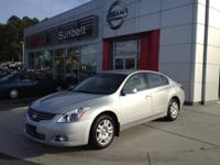 This 2011 Nissan Altima 4dr Sdn I4 CVT 2.5 S is offered