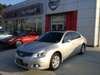 Sunbelt Nissan is pleased to be currently offering this