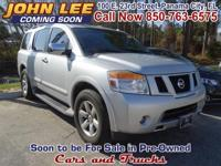 Only 74,444 Original Miles!! This 2011 Nissan Armada SV