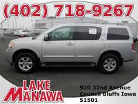 Vehicle Comments This 2011 Nissan Armada is a one