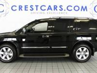 This 2011 Nissan Armada 2WD 4dr Platinum is offered to