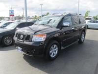 Options:  2011 Nissan Armada Sv|Miles: 41388Color: