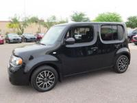 Options:  2011 Nissan Cube 1.8 S|Black|New Price!