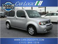 2011 Nissan Cube. 6 Speed manual transmission. 1.8L 4