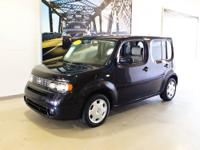 *** 2011 Nissan cube 1.8 S *** CARFAX: 1-Owner, Buy