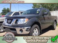 2011 Nissan Frontier Extended Cab Pickup SV Our
