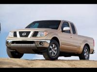 2011 NISSAN Frontier Pickup Truck 4WD Crew Cab SWB Auto