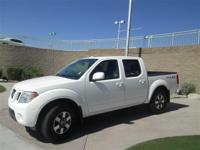 Check out this super low mileage 2011 Nissan Frontier