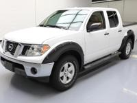 This awesome 2011 Nissan Frontier comes loaded with the